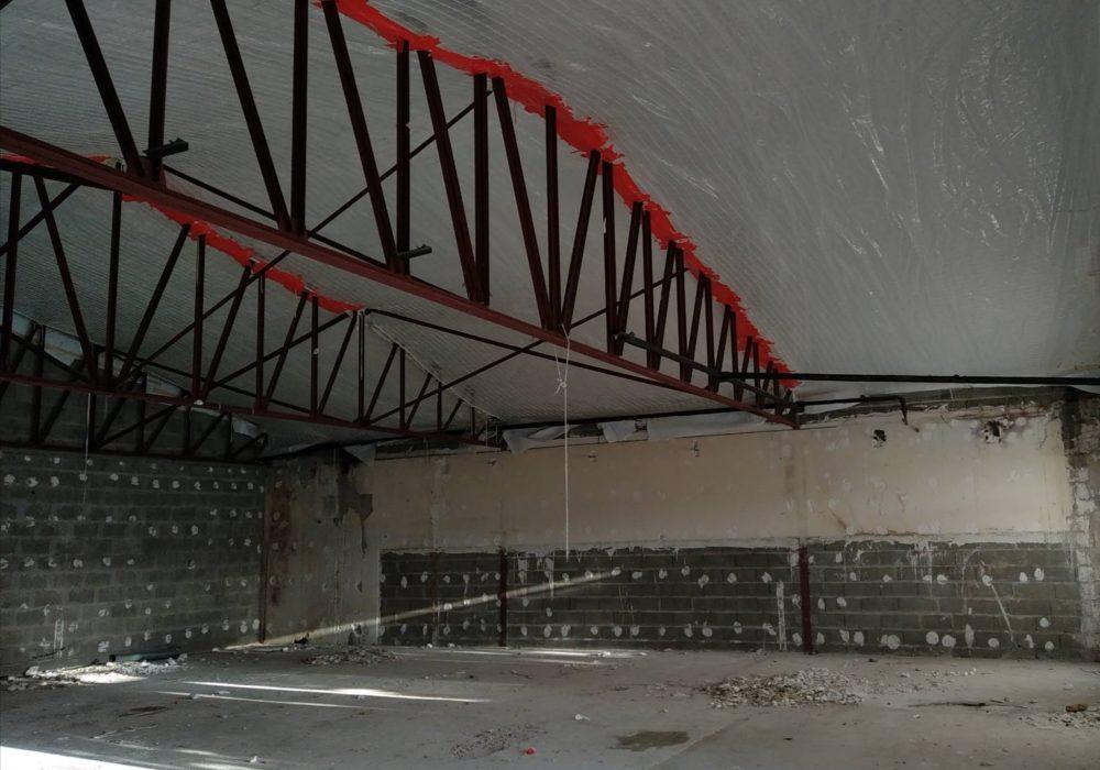 Pose de barrières en maille d'acier Narbonne